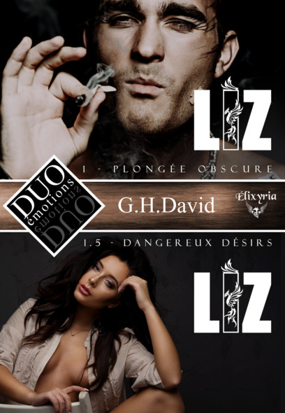 DUO émotions G.H.David -  LIZ 1 & 1.5