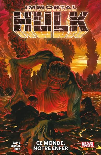 Immortal Hulk (2018) T03 - Ce monde, notre enfer