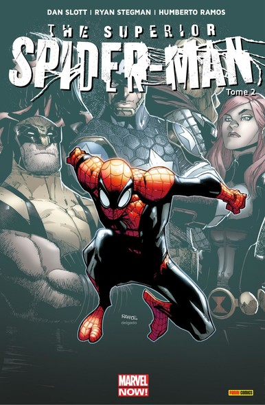 The Superior Spider-Man (2013) T02