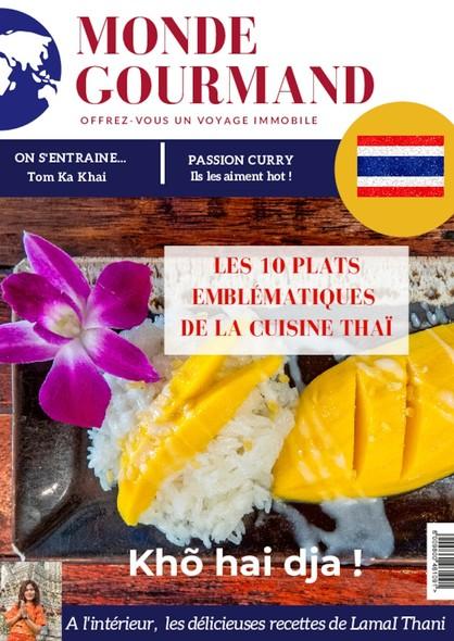 Monde Gourmand N°003