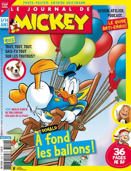Le Journal De Mickey - 22 Avril 2020