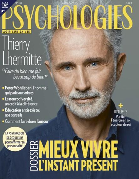 Psychologies Magazine - Avril 2020