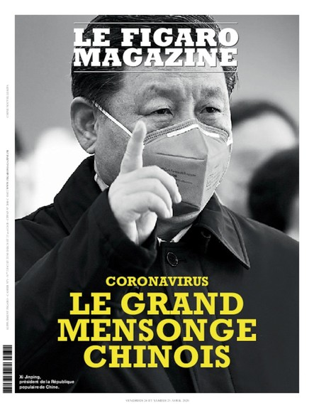 Figaro Magazine : Le Grand mensonge chinois