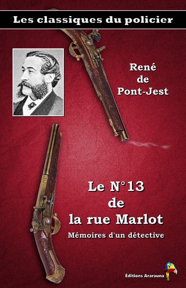 Le N°13 de la rue Marlot