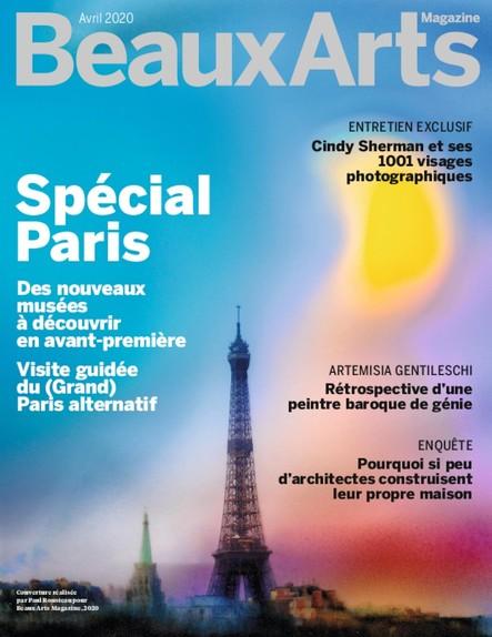 Beaux Arts Magazine - Avril 2020