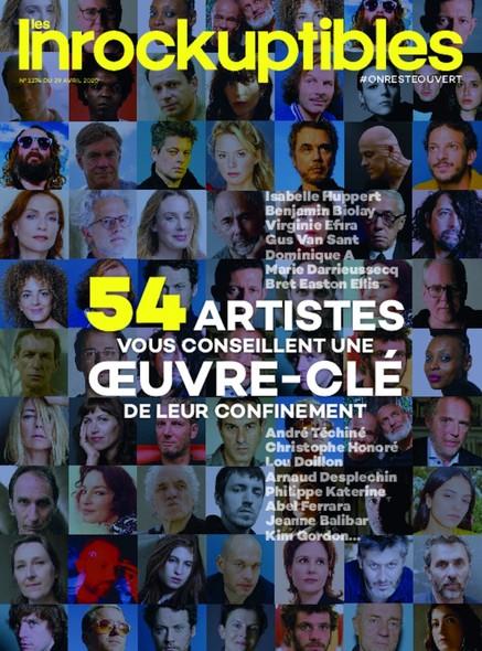 Les Inrockuptibles N°1274 - Avril 2020