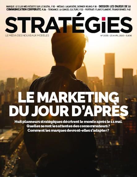 Strategies N°2035