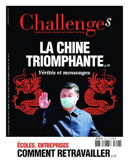 Challenges - Mai 2020 - La Chine triomphante