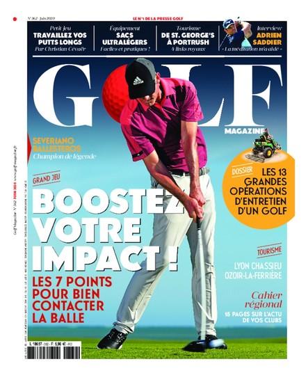 Golf Magazine - Mai 2020