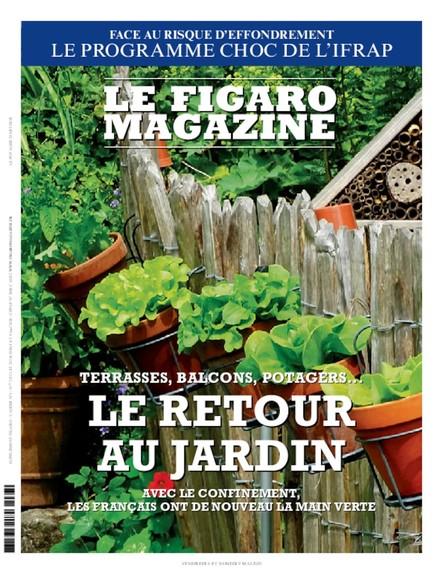 Figaro Magazine : Le retour au jardin
