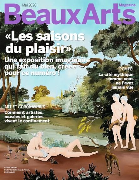 Beaux Arts Magazine - Mai 2020