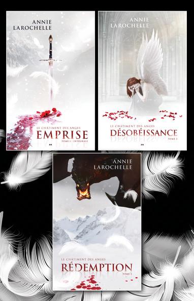 Coffret Numérique Trilogie - Le châtiment des anges
