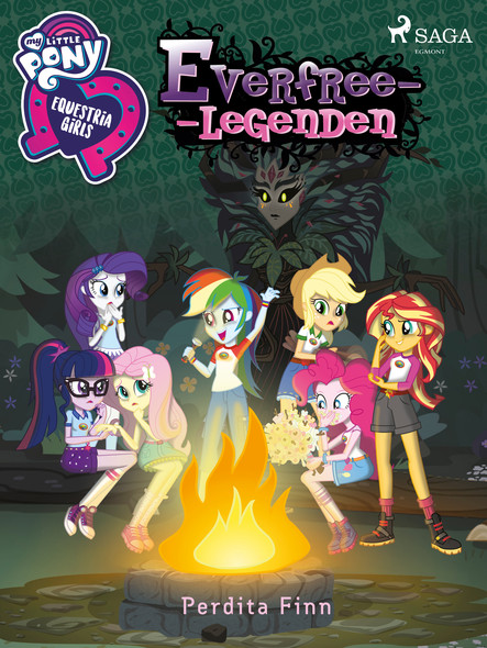 Equestria Girls - Everfree-legenden