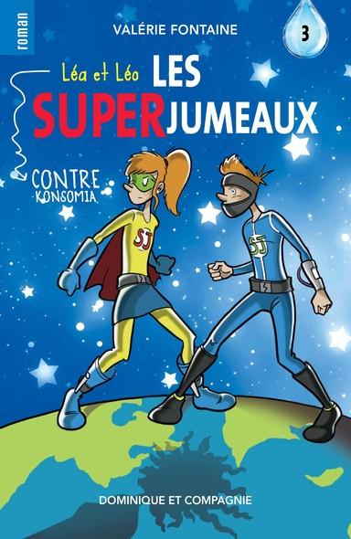 Léa et Léo - Les SUPERJUMEAUX 3
