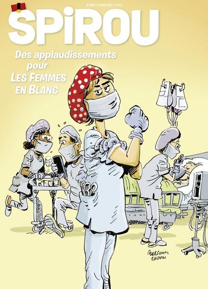 Journal Spirou n°4283