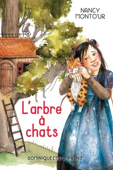 L'arbre à chats | Nancy Montour