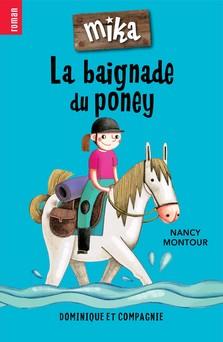 La baignade du poney | Nancy Montour