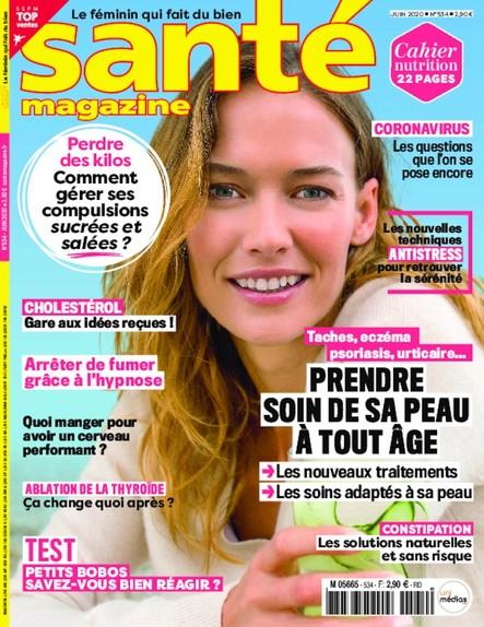 Santé Magazine - Mai 2020