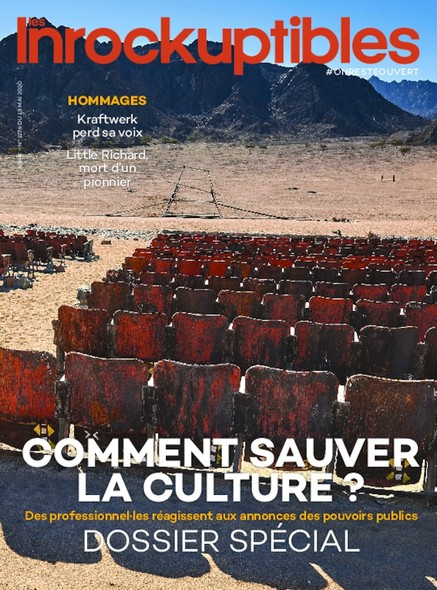 Les Inrockuptibles N°1276 - Mai 2020