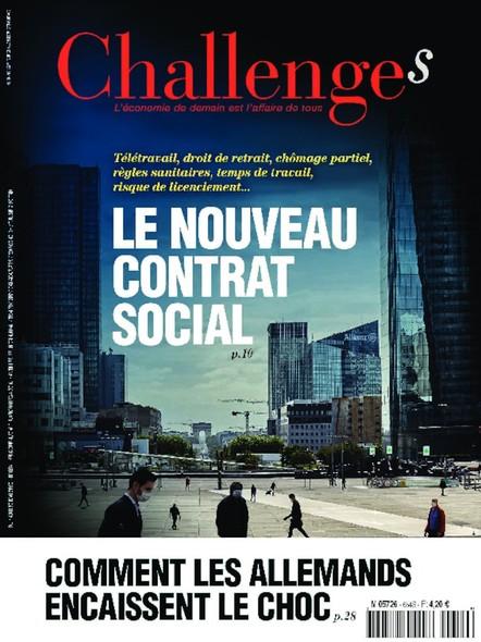 Challenges - Mai 2020 - Le nouveau contrat social