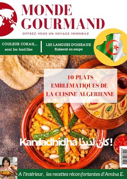 Monde Gourmand N°005