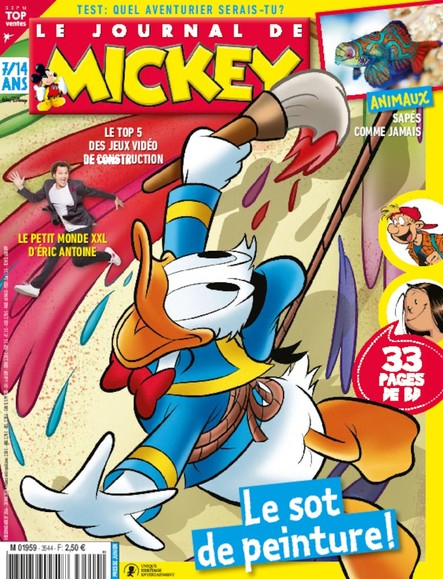 Le Journal De Mickey - 20 Mai 2020