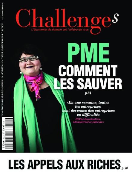 Challenges - Mai 2020 - PME, Comment les sauver