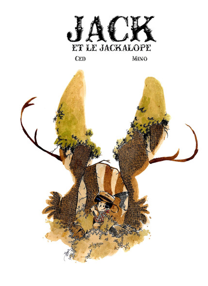 Jack et le Jackalope