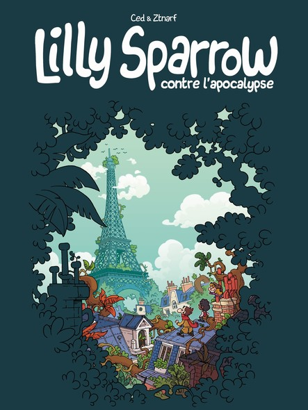 Lilly Sparrow contre l'apocalypse