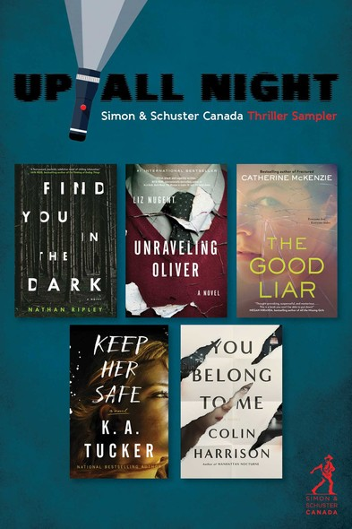 Up All Night : Simon & Schuster Canada Thriller Sampler