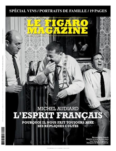 Figaro Magazine : Michel Audiard, l'esprit français