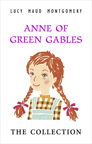 Anne Of Green Gables the Complete Collection 8 Book