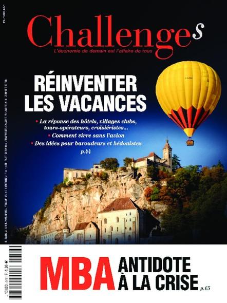 Challenges - Mai 2020 - Réinventer les vacances