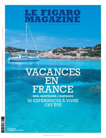 Figaro Magazine : Vacances en France