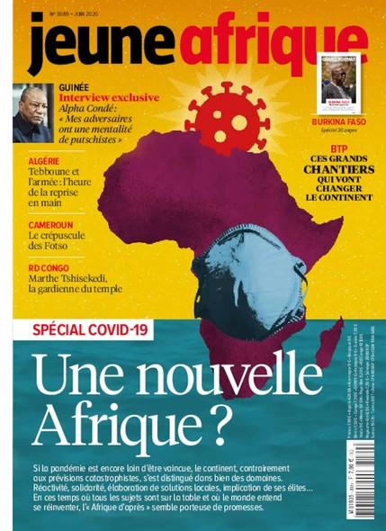 Jeune Afrique - Juin 2020