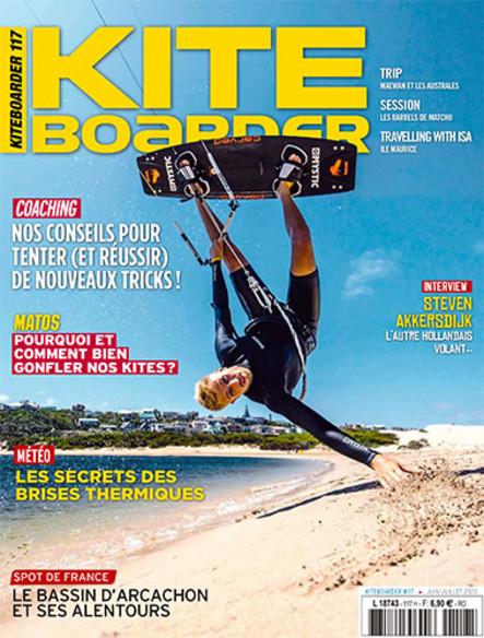 Kite Boarder - Juin/Juillet 2020