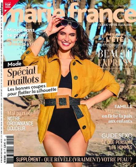Marie France - Juin 2020