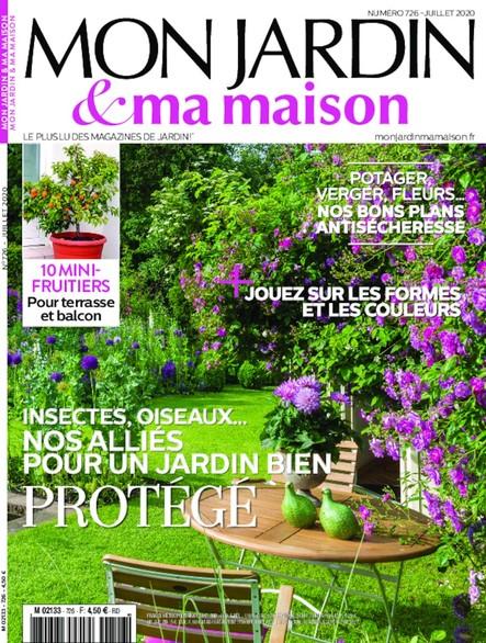 Mon Jardin & Ma Maison - Juillet 2020