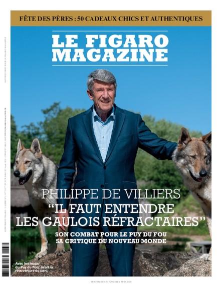 Figaro Magazine : Il faut entendre les Gaulois réfractaires