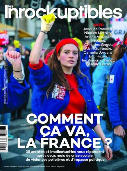 Les Inrockuptibles N°1262 - Février 2020