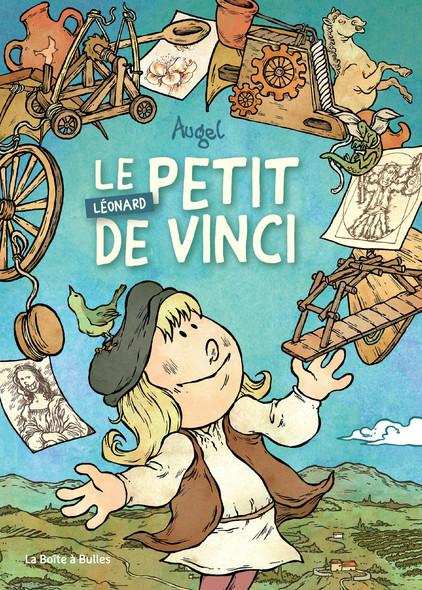 Le petit Léonard Da Vinci