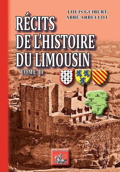 Récits de l'Histoire du Limousin (Tome 2)
