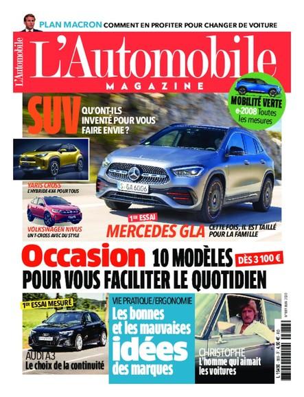 L'Automobile Magazine - Juin 2020