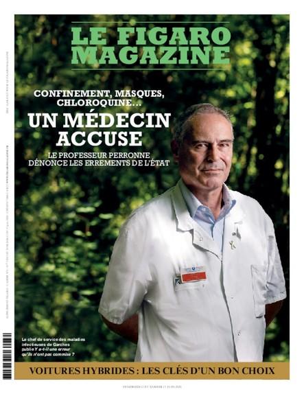 Figaro Magazine : Un médecin accuse