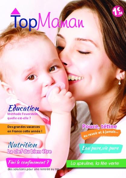 Top Maman - Juin/Juillet/Août 2020