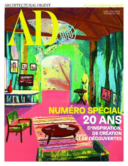 Architectural Digest - Mai/Juin 2020