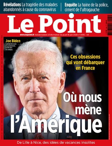 Le Point N°2495 - Juin 2020