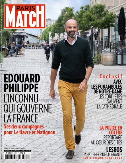 Paris Match N°3711 - Juin 2020