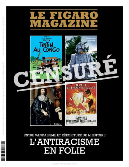 Figaro Magazine : L'antiracisme en folie