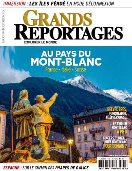 Grands reportages - Juillet 2020